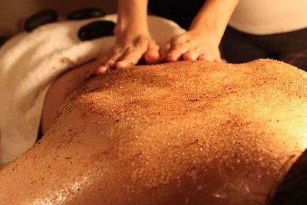 Body Scrub Massage