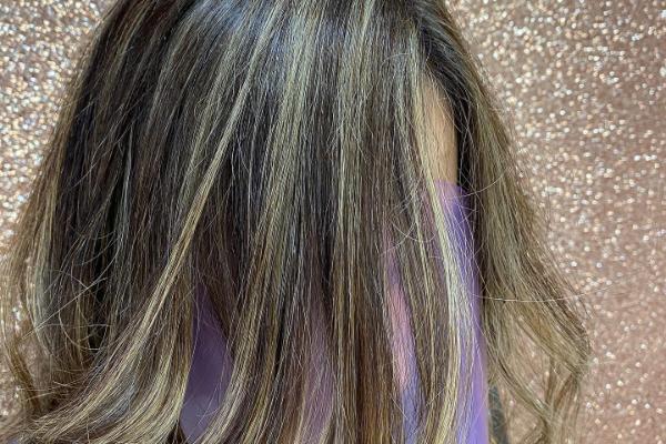 Najwan Hair & Beauty  Second slide