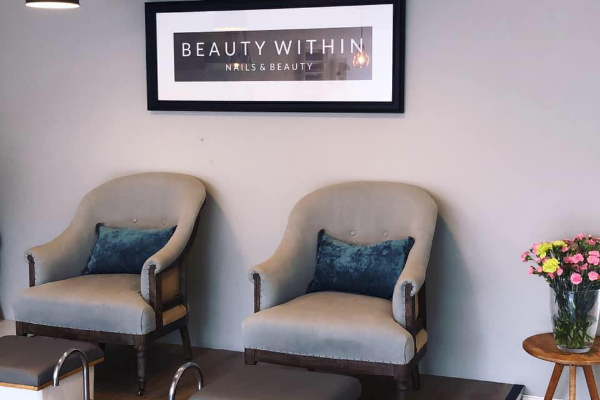 Beauty Within Banner