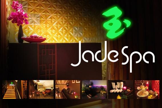 Jade Spa Manchester Banner