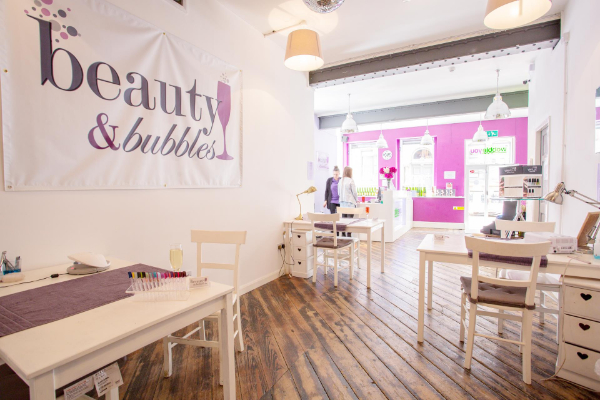 Gallery for Beauty & Bubbles
