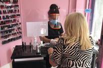 iBar Beauty Salon & Nail Bar Banner