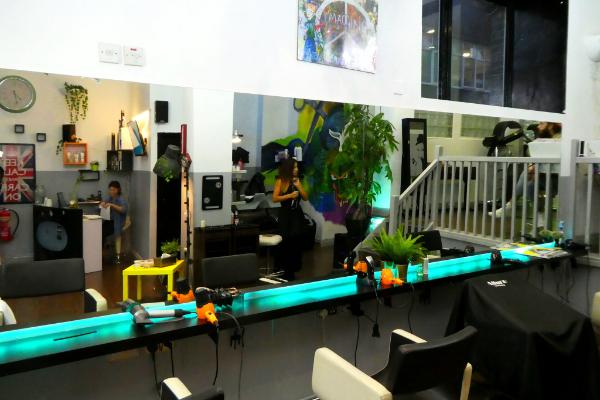 Allure Hair & Beauty Salon Banner