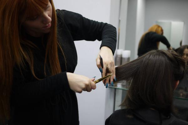 Dastan Unisex Hair Salon Banner