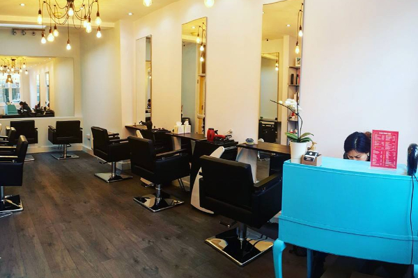 Holistic Works Hair, Health & Beauty Banner