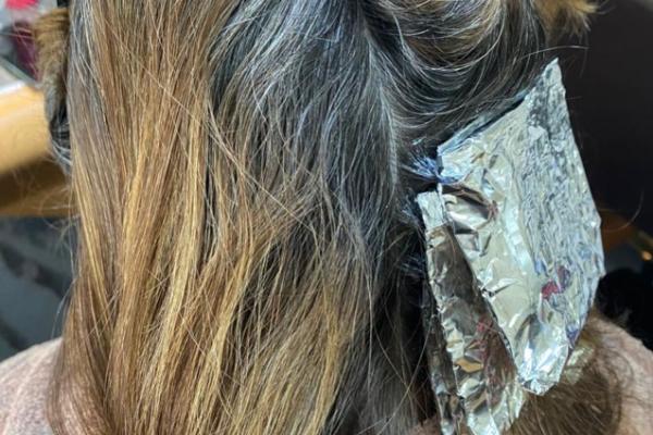 Models Hair & Beauty  Second slide