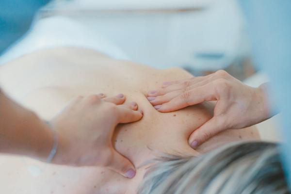 Deserved Massage  Second slide