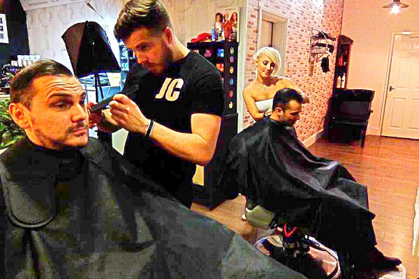 Jack Craggs Hair Salon First slide