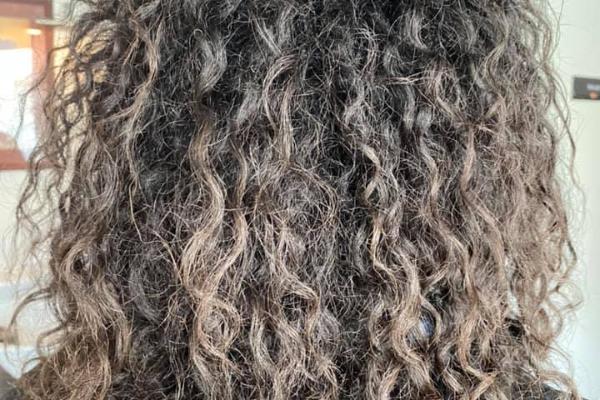 De-Lady Hair Spa Banner