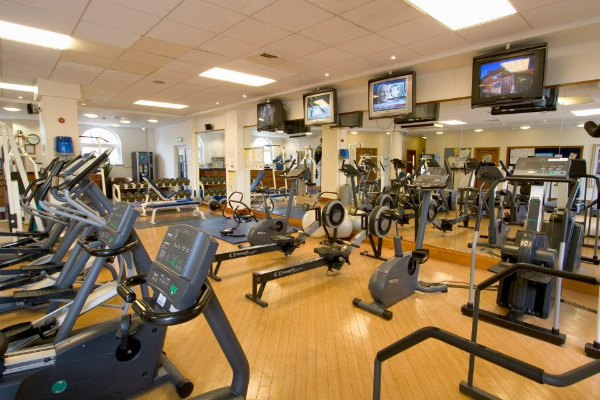 3d Health & Fitness at Holiday Inn Corby Banner