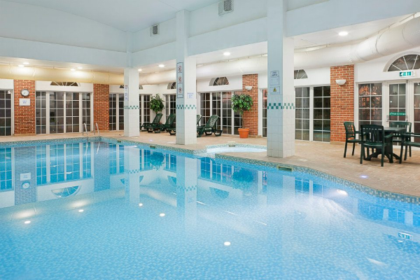 Gallery for 3d Health & Fitness at Holiday Inn Corby